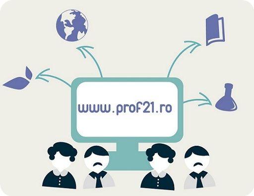 Comunitatea de practică Prof21 este găzduită de platforma www.prof21.ro și reprezintă un spațiu virtual de lucru pentru cadrele didactice preocupate de dezvoltarea abilităților de viață ale tinerilor...