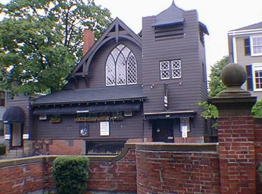 The Witch Dungeon Museum in Salem, MA features a live witch trial re-enactment, followed by a tour of the dungeon. Very fun, and also informative.