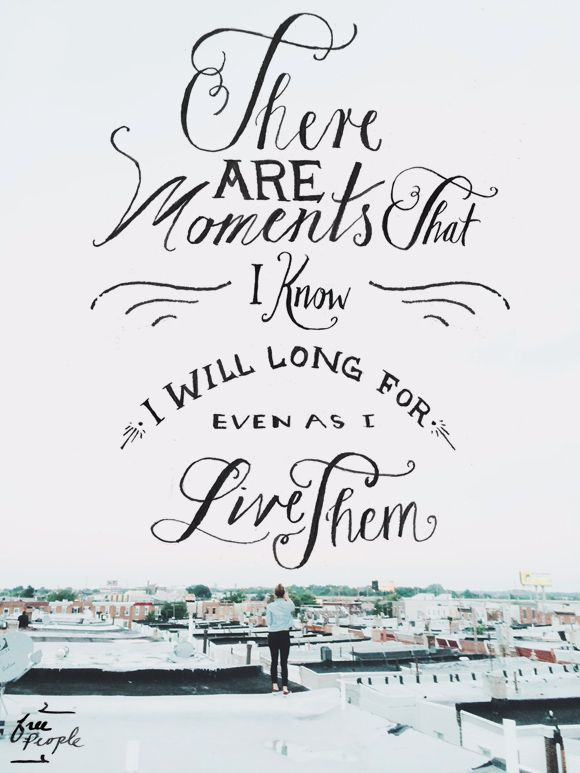 Monday Quote: Those Moments / Insight <3