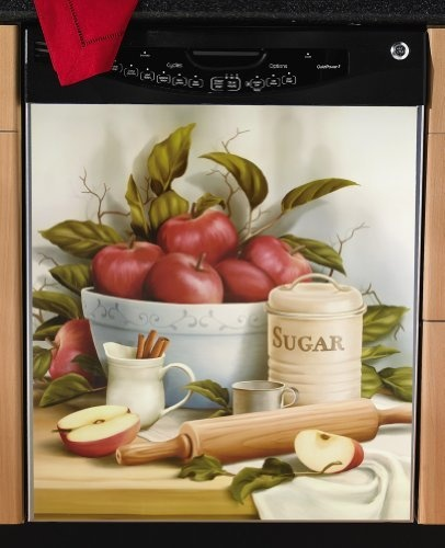 64 Best Images About My Red Country Apple Themed Kitchen