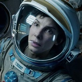 'Gravity' Review: Alfonso Cuaron Takes You Into Space With Stunning Visuals [READ MORE: http://uinterview.com/reviews/movies/gravity-review-alfonso-cuaron-takes-you-into-space-with-stunning-visuals] #gravity #gravitymovie #gravityreview #sandrabullock #georgeclooney #moviereview