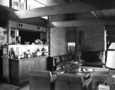 Ron Thom, Copp House, 1951
