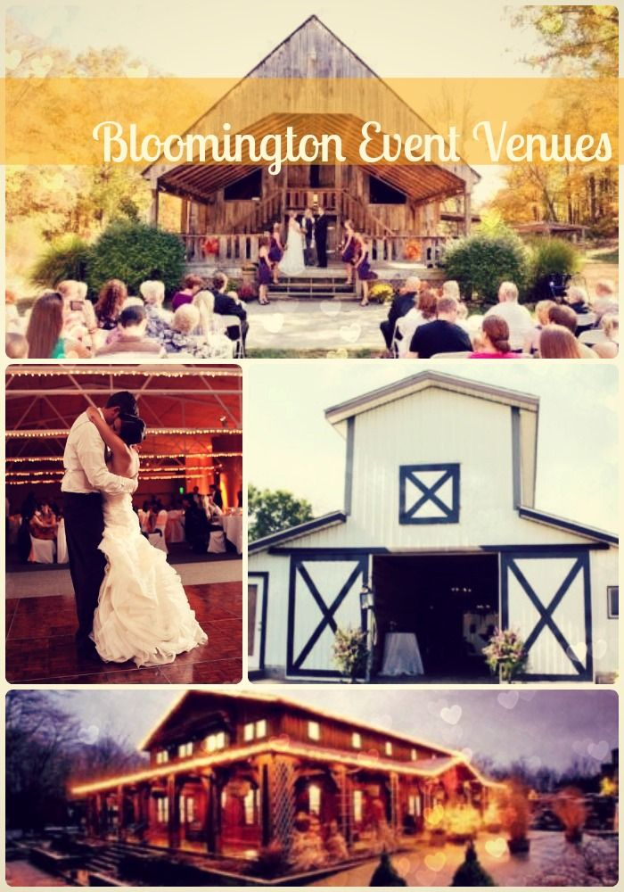 Top 10 #EventVenues in #Bloomington, #Indiana