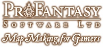 (Software Developer) ProFantasy Software Ltd was established by two roleplaying gamers in 1993. We are the creators of the industry-standard map-making software in the tabletop roleplaying and wargaming field. Campaign Cartographer 3, City Designer 3, Dungeon Designer 3, Character Artist Pro, Dioramas Pro, Cosmographer 3, Perspectives Pro, Fantasy Overland, Fantasy Floorplans, Modern, Fractal Terrains, Castles!, Temples Tombs & Catacombs. http://www.profantasy.com/
