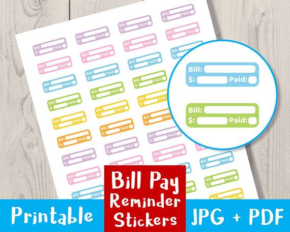 The 25+ best Bill pay ideas on Pinterest Organize bills, Bill - bill organizer