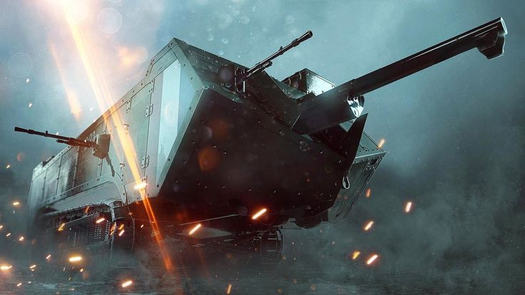 Battlefield 1: They Shall Not Pass - 5 Minutes of New Assault Tank Gameplay Witness the new St. Chamond Assault Tank in action in Battlefield 1's They Shall Not Pass expansion. March 13 2017 at 04:10PM https://www.youtube.com/user/ScottDogGaming