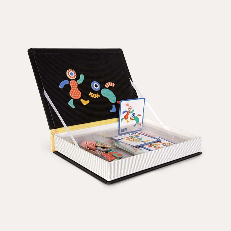 Modulo Janod Magnetibook Educational Toy | Educational ...