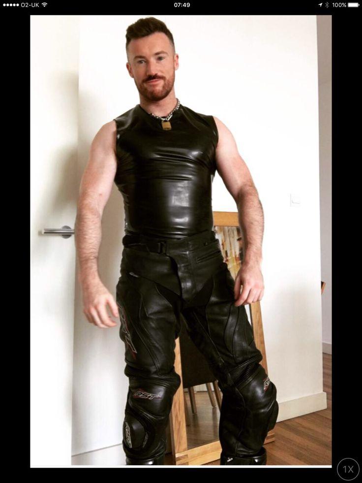 lack och läder leather bondage
