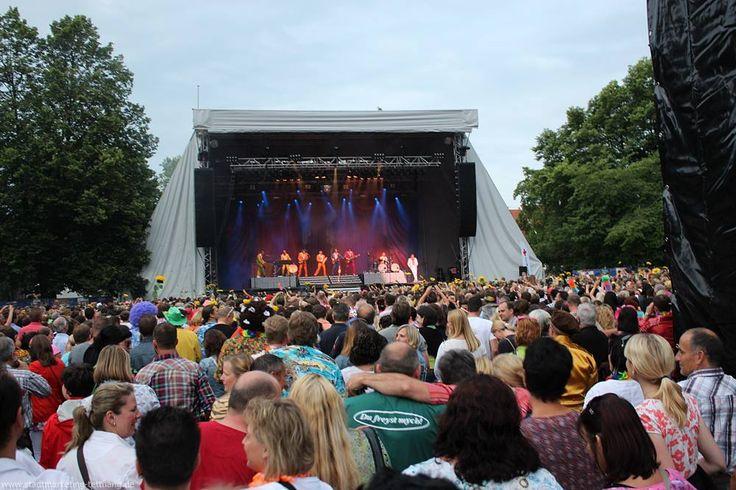 Die deutsche Band PUR kommt zum Schlossgarten Open-Air 2016 nach Tettnang. Am Freitag, 22. Juli 2016 tritt die Band im Schlosspark neben dem Residenzsch...