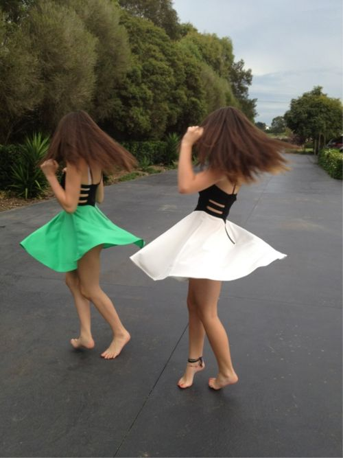 cute dresses for 6th grade graduation to wear with your best friend possibly