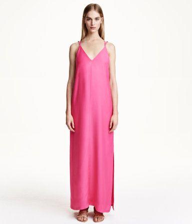H&M Maxi dress in a lyocell blend £39.99