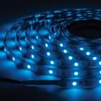 Armacost Lighting 16.4 ft. Custom Color RGB LED Tape Light for Wet Locations RF5050030-5MCCW at The Home Depot - Mobile