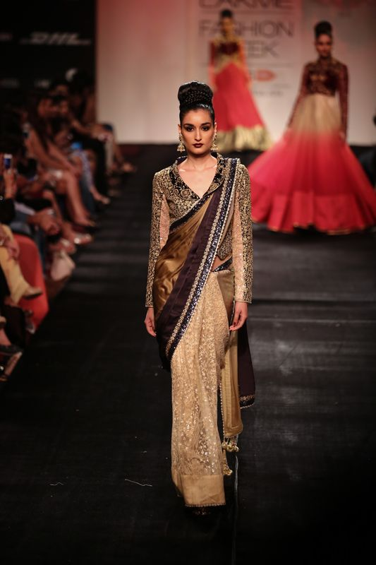 LFW'14: Vikram Phadnis at Lakme Fashion Week 2014