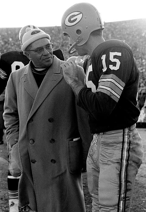 1961 with Bart Starr                                                                                                                                                     More