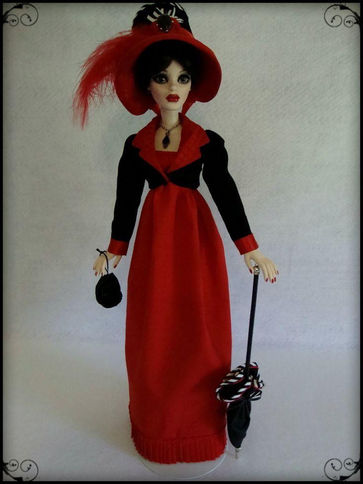Regency outfit