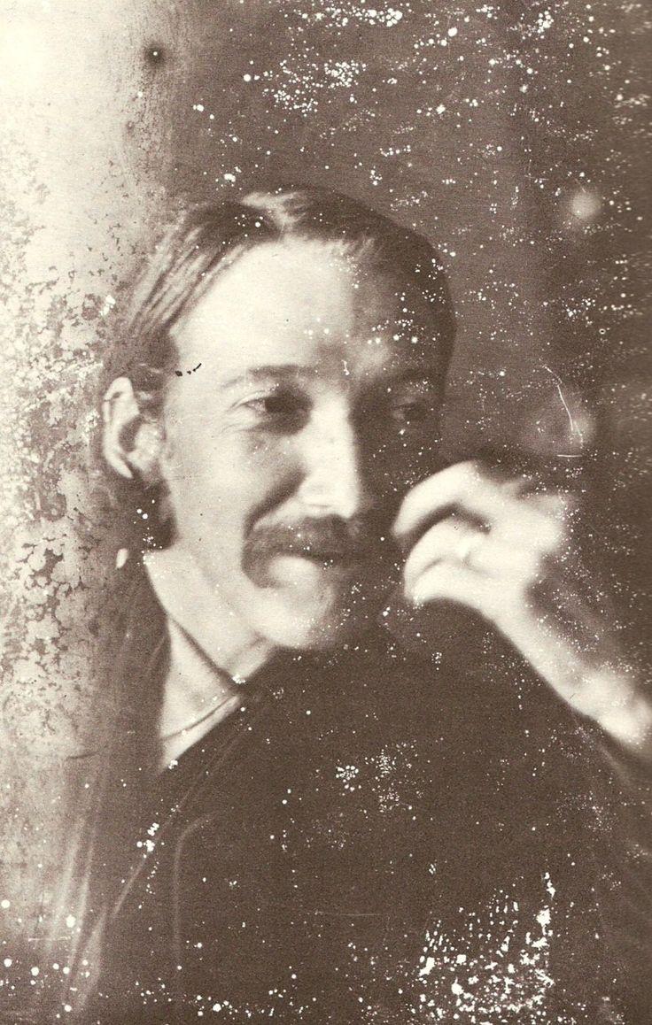 Robert Louis Balfour Stevenson (13 November 1850 – 3 December 1894)