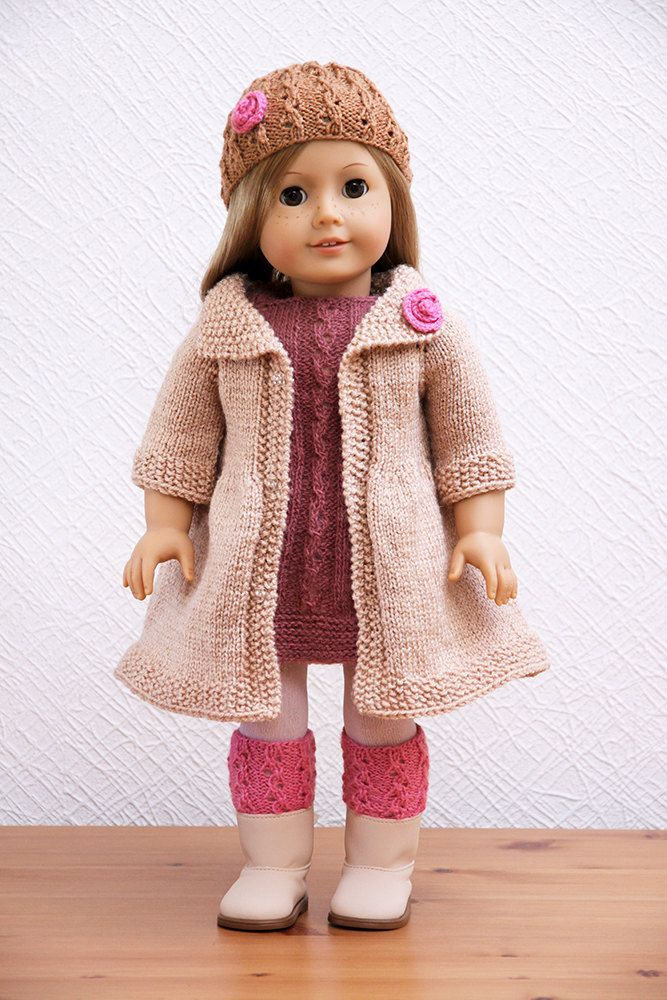 The 327 Best Knitting For Dolls Images On Pinterest Knit Patterns