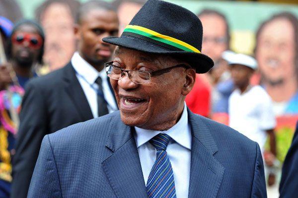 News - Nkandla is like George airport: Zuma, So PW is JZ's role model ?