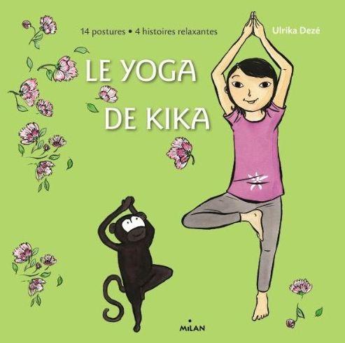 3 postures de yoga faciles pour un bon réveil en famille