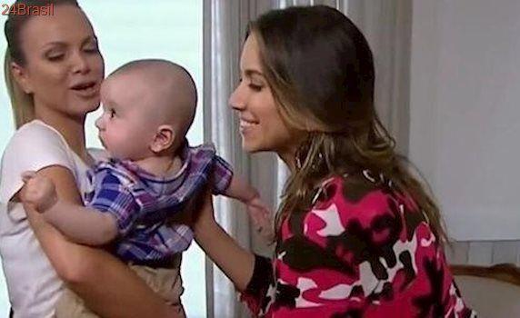 "Será substituta: Patricia Abravanel manda mensagem a Eliana: ""Admiro"""
