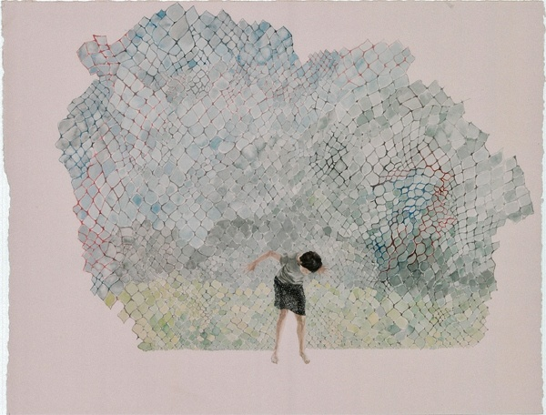 'screening' by Monica Rohan, exhibiting at Spiro|Grace Art Rooms (SGAR) 14 September — 13 October 2012