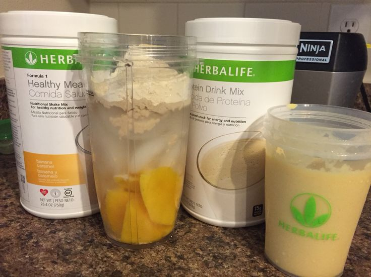 Mango banana   *Two scoops of formula one banana caramel  * One scoop of PDM * 8 ounces of water * A half of mango * ice   Delicious & Healthy!