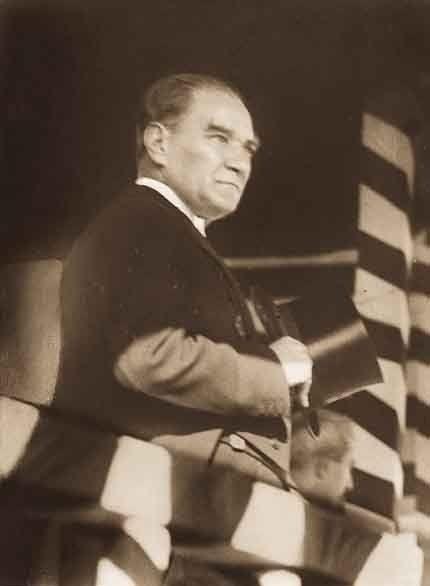 Atatürk Resimleri - Daha önce görmediğiniz arşiv resimleri ~ Kuaza