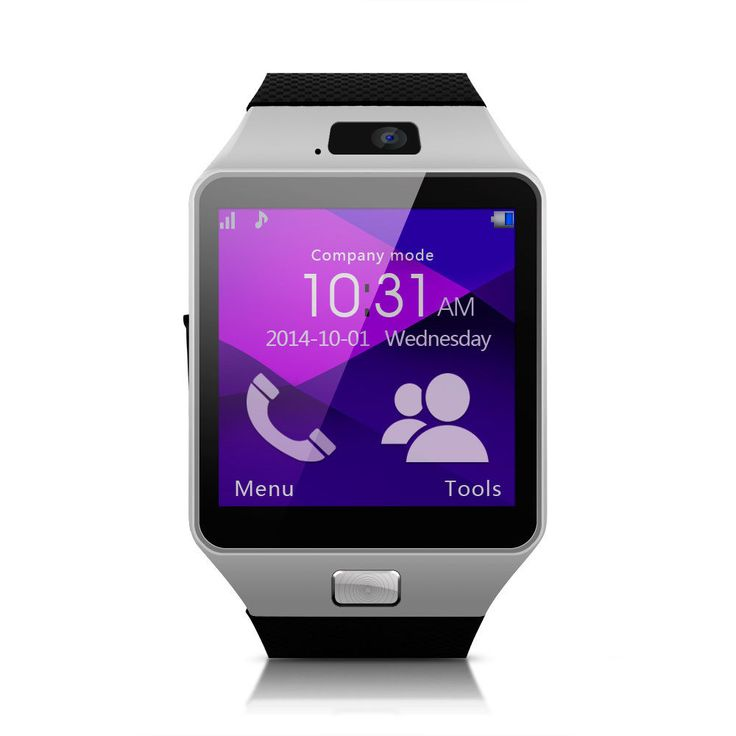 Reloj Inteligente Bluetooth Pulsera Smart Watch Cámara para Android Samsung S5