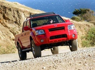 2004 Nissan Frontier 4x4