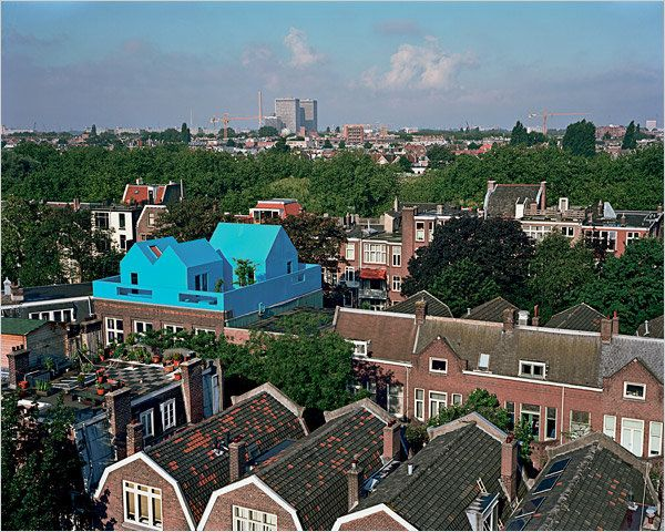 """""""It adds a roof life to the city."""" -MVRDV #architecture"""
