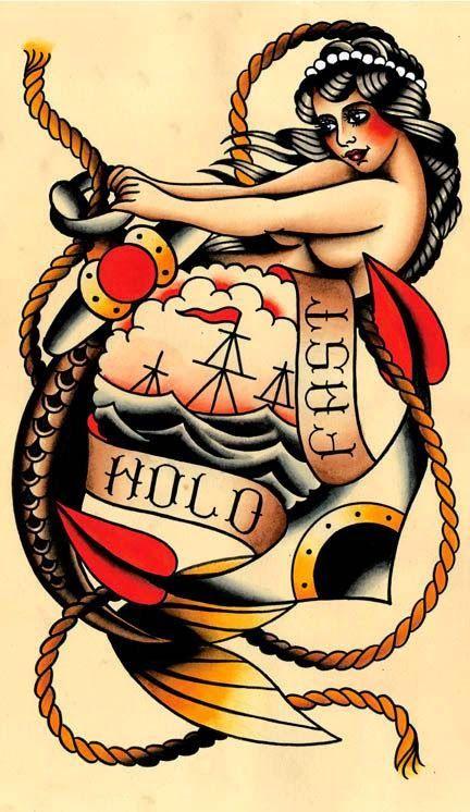 Belagoria: Tatuajes de sirenas y diseños exclusivos
