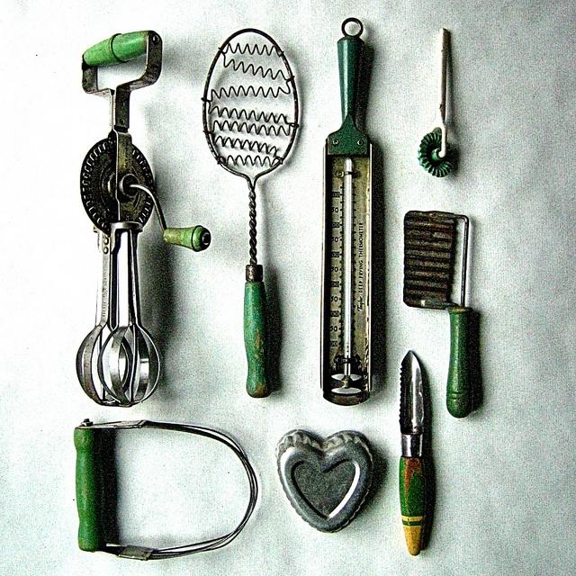 77 best green handled kitchen tools images on pinterest   kitchen