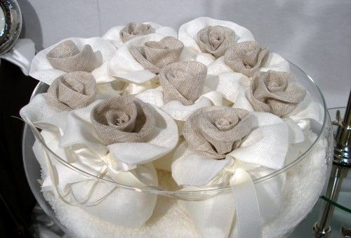 Bomboniere Matrimonio e Cerimonia 2011