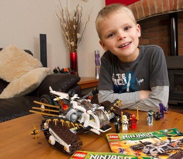 A Lego é tão previsível