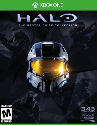Halo: The Master Chief Collection - Xbox One - Larger Front