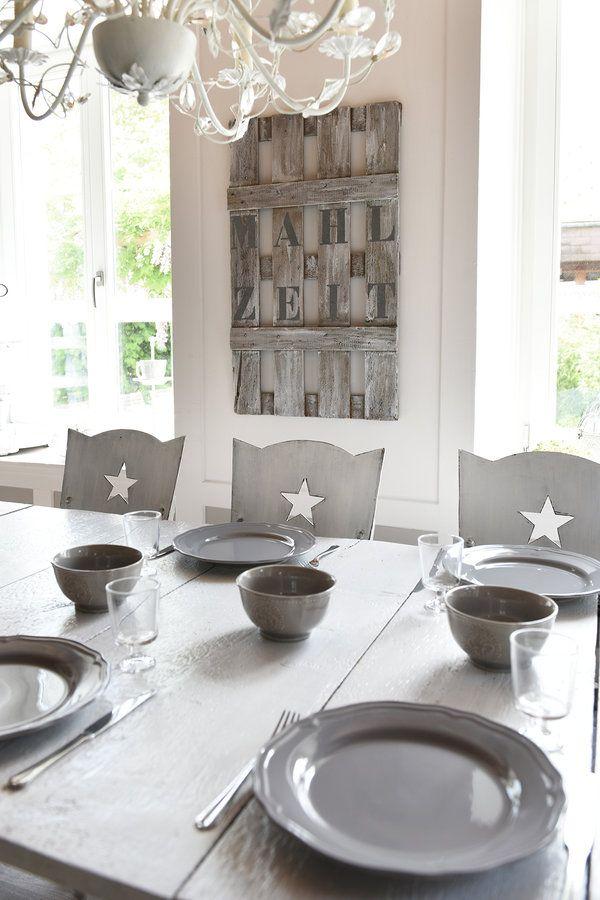 48 besten landhausstil bilder auf pinterest dekoration for Wohnen dekoration