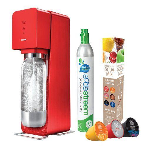 SodaStream Source Metal Starter Kit, Red SodaStream http://www.amazon.com/dp/B00A01ZV8U/ref=cm_sw_r_pi_dp_xEZ.ub0M82SX4