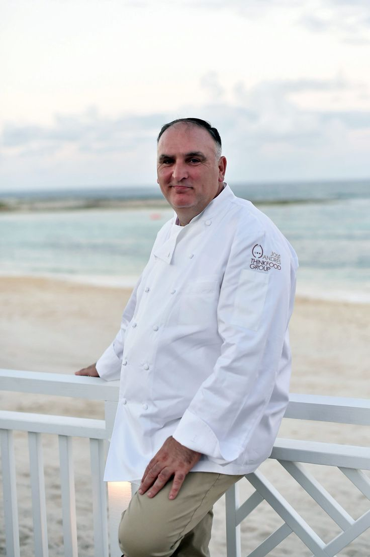from jaehakim.com: Chef Jose Andres was no novice to helping people who suffered catastrophes. After Hurricanes Sandy and Harvey, he worked with local chefs to help feed the
