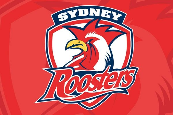 Show your support for the Sydney Roosters! #nrl #rugby #australia
