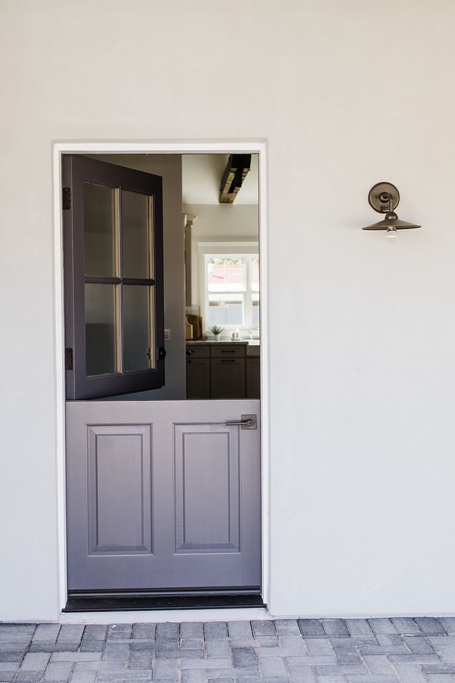 Would Love A Dutch Mudroom Door Like This Similar Is Jeld Wen