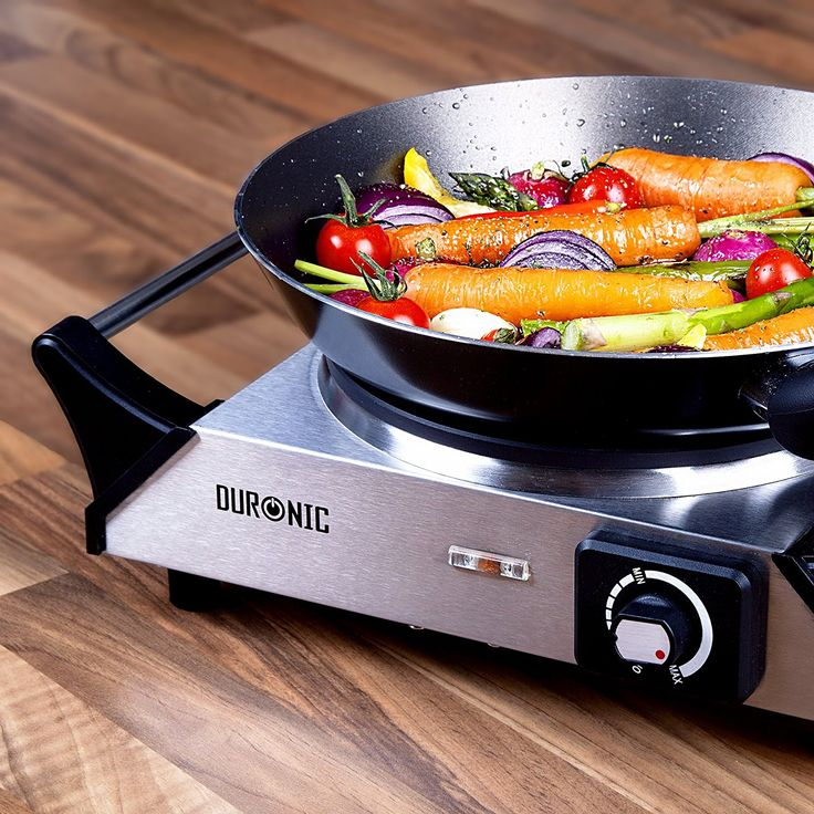 Electric camping stoves – hobs, microwaves and more