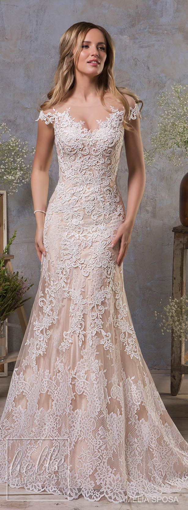 7579 best my favorite wedding gowns images on pinterest bridal amelia sposa fall 2018 wedding dresses ombrellifo Image collections