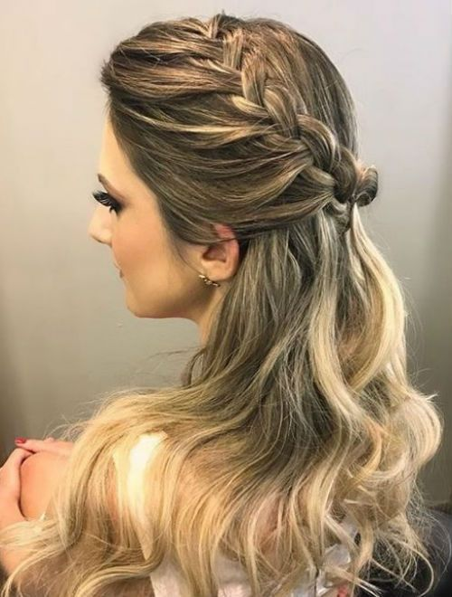 7 Of The Ever Best Long Prom Hairstyles for 2019 to Fuel You Style Addiction