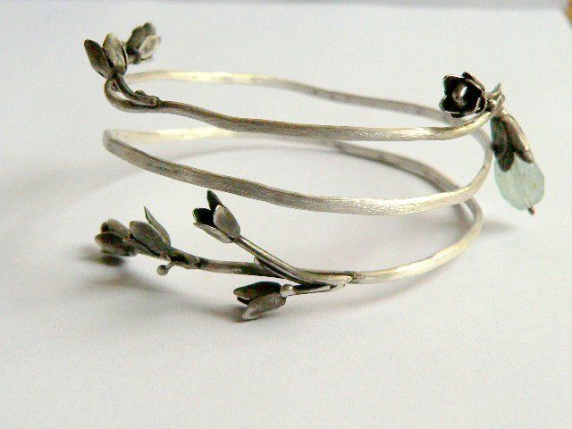 Bracelet by Andrea Munoz of Chile