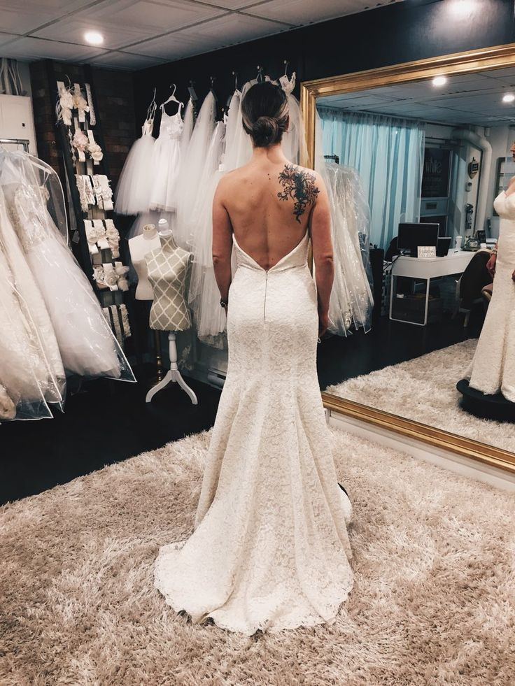 Amazing Ivory bridal dress is the only thing you need for your perfect wedding.