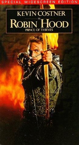 Robin Hood: Prince of Thieves (1991) - Kevin Costner, Morgan Freeman, Mary Elizabeth Mastrantonio, Christian Slater, Alan Rickman