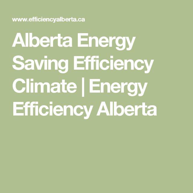 Alberta Energy Saving Efficiency Climate | Energy Efficiency Alberta