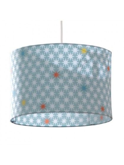 Djeco υφασμάτινο φωτιστικό οροφής αστέρια | Παιδικά Φωτιστικά | Διακόσμηση Παιδικού Δωματίου | Παιδικό Δωμάτιο