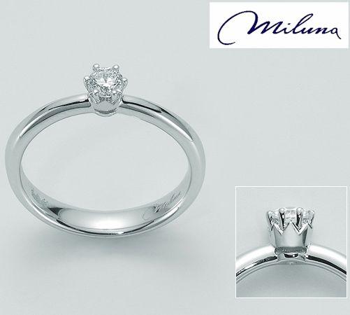 """precious750.com anelli miluna """"i gioielli della corona"""""""