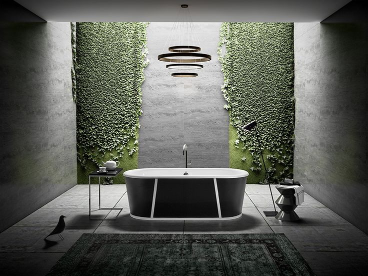 Skirted Bathtub: MORGAN